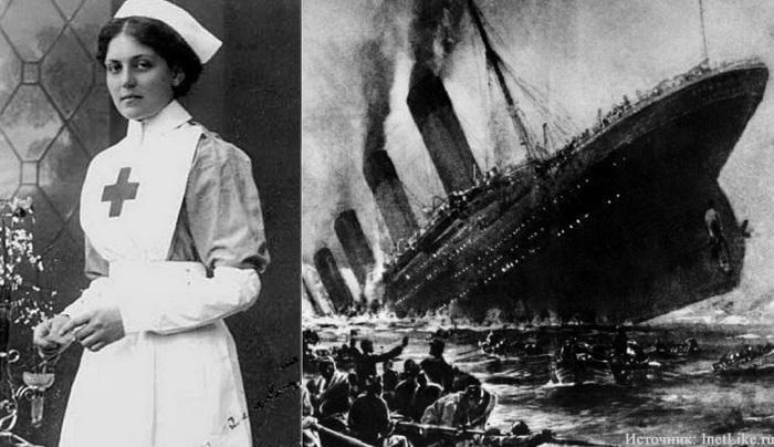 Стюардесса пережила крушения «Титаника», «Британника» и «Олимпика»