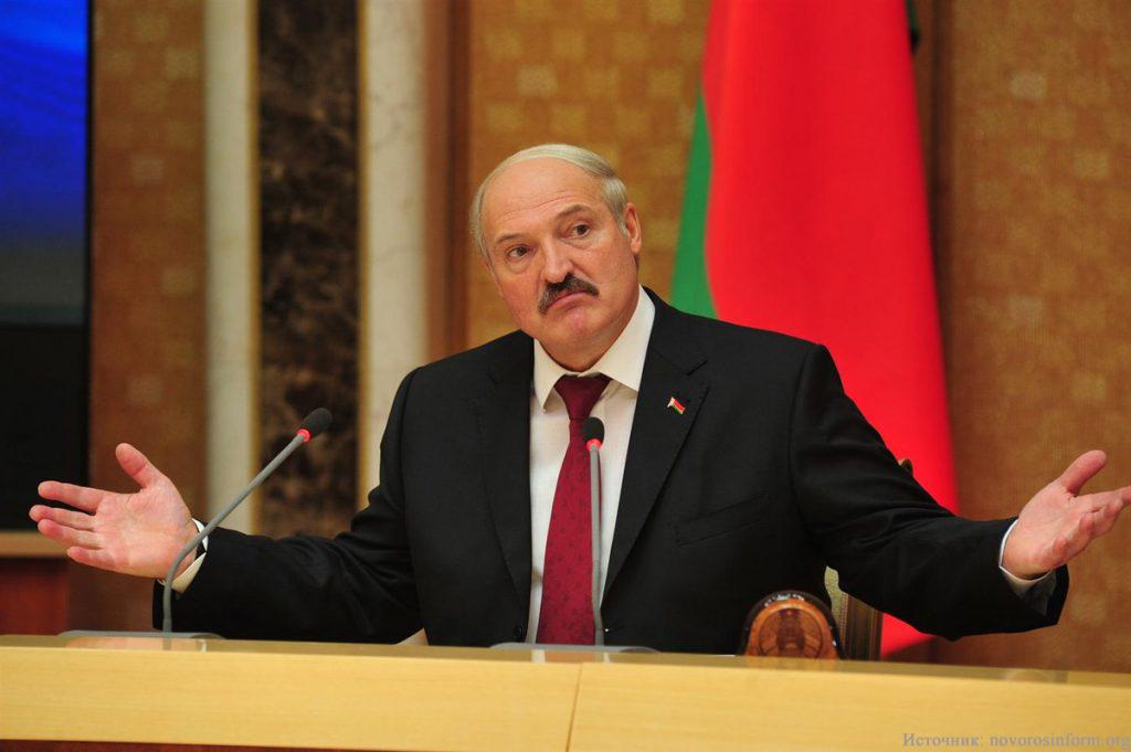 Лукашенко обнародовал причину закрытия Минском украино-белорусской границы