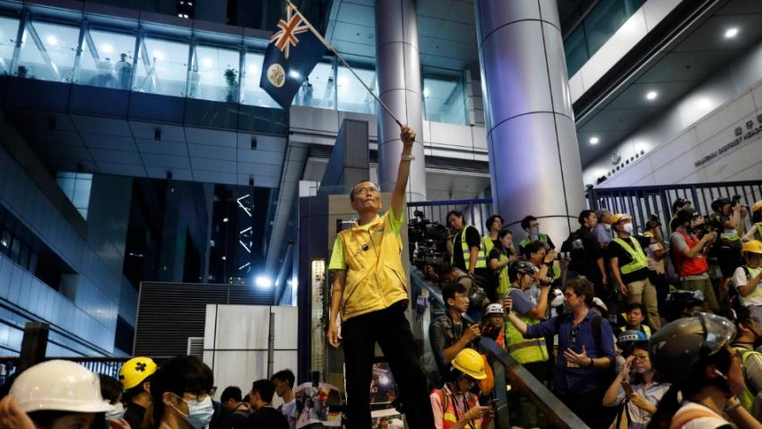 Китай запретил мировым лидерам говорить о протестах в Гонконге
