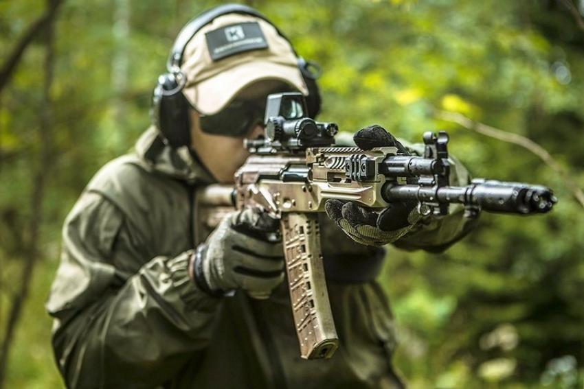 Автомат АК-12 заменит АК-47. Разбираемся в новом оружии