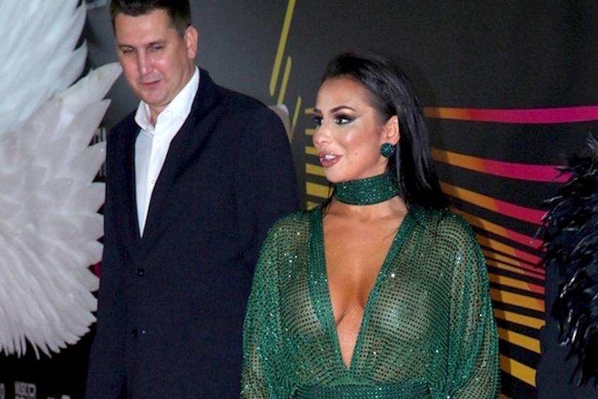 Экс-супруга создателя «Ералаша» Анна Грачевская в голом платье показала шпагат, откровеннее чем у Волочковой