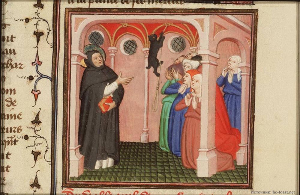 Почему средневековые католики принялись массово истреблять кошек?