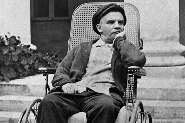 В дневнике Ленина нашли причину его смерти