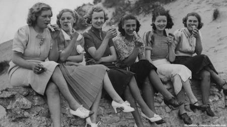 Как в СССР менялась мода и стандарты женской красоты