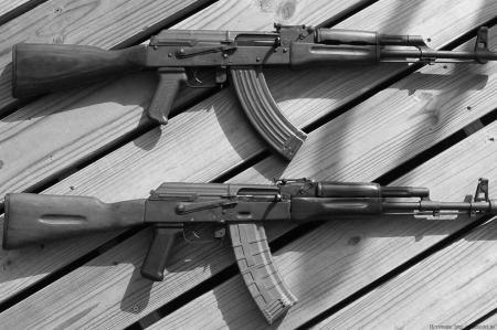 Автомат Калашникова: самое смертоносное оружие в истории