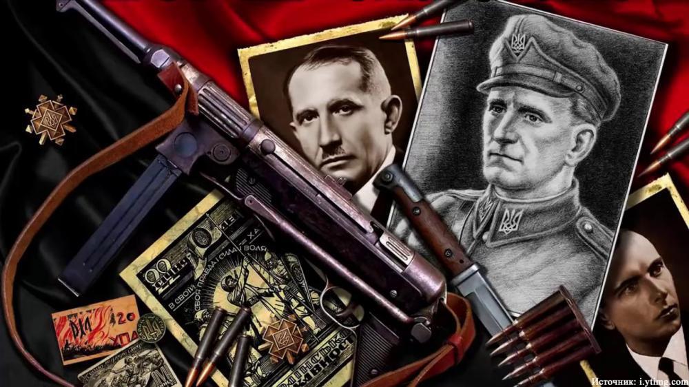 Причина ссоры украинских националистов перед началом ВОВ?