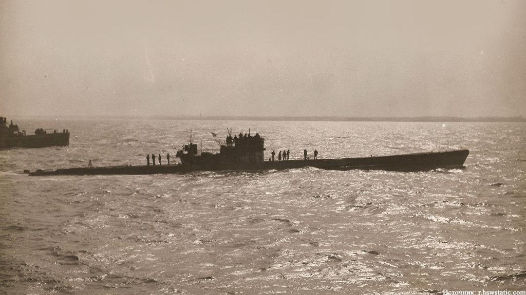 Уроки войны: как немецкий капитан смыл подлодку в унитаз?