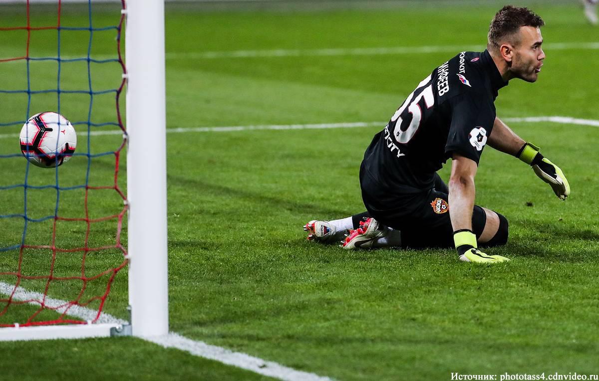 «Краснодар» и ЦСКА сенсационно пропустили по пять голов в матчах Лиги Европы