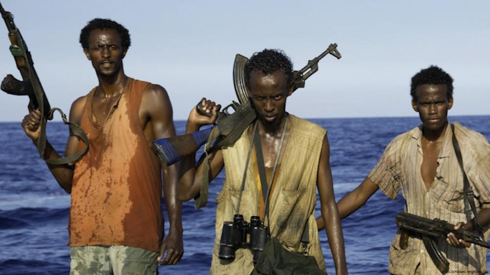 Почему сомалийские пираты обменяли автоматы на рыболовные удочки?