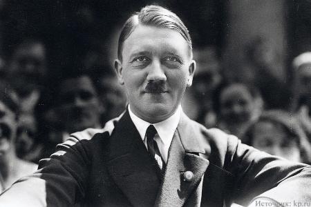 Какую часть тела потерял Гитлер в окопах Первой мировой?