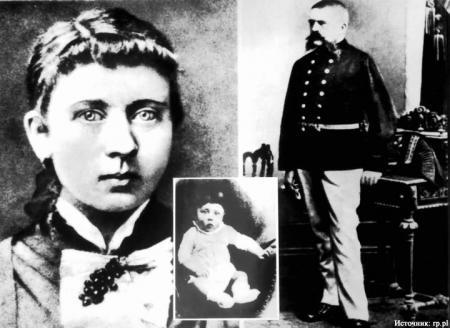 Кем была мать Адольфа Гитлера?