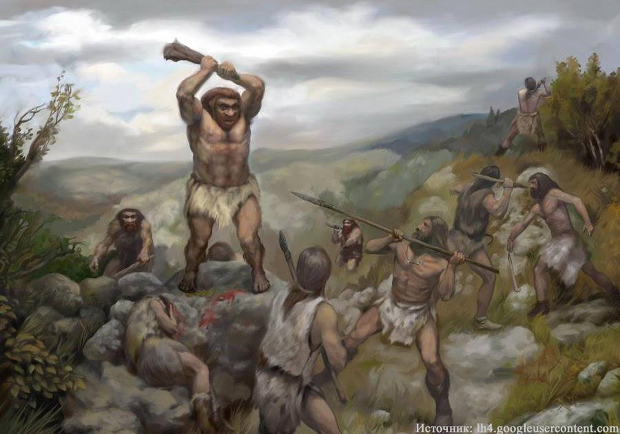Отобрать Европу у неандертальцев помогли новые технологии