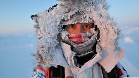 Как выжить на морозе?