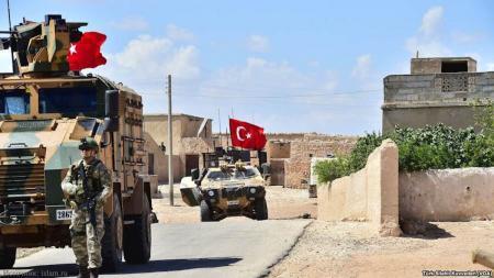 Турецкая армия заявила об успешном продолжении операции в Сирии