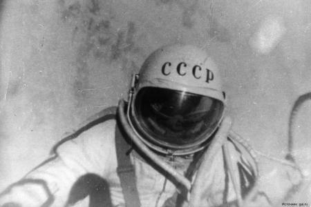 Алексей Леонов: первый человек в открытом космосе