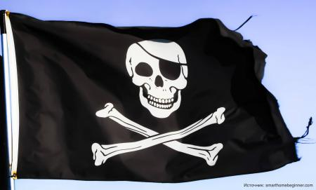 Зачем пираты носили наглазные повязки?