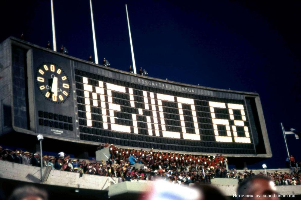 Первый допинговый скандал на Олимпийских играх