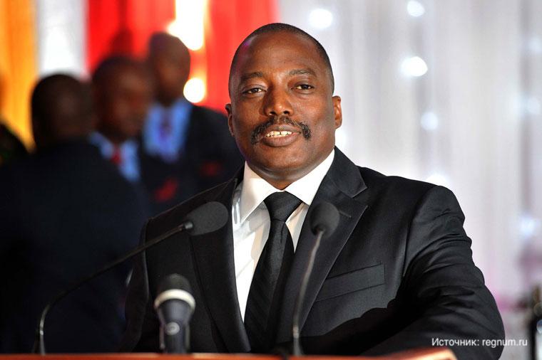 Прозрачный министр Демократической республики Конго