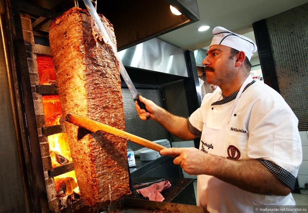Как древнекрымское блюдо превратилось в арабскую шаурму?