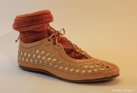 Как выглядела модная обувь Древнего Рима?