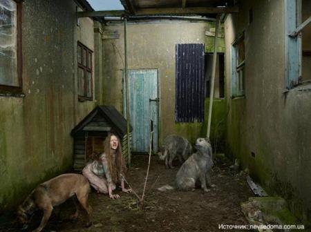 Истории детей, которых воспитали животные