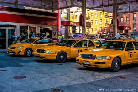 Почему желтый считается классическим цветом такси?