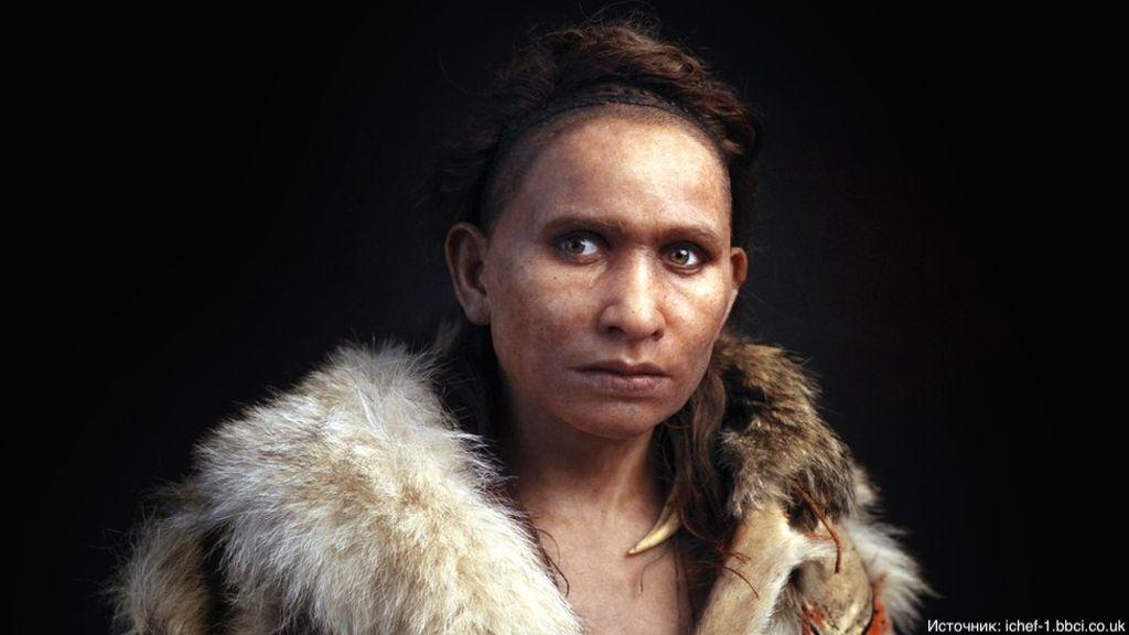 Женщины каменного века были сильнее современных атлетов