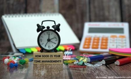 7 полезных советов по организации времени