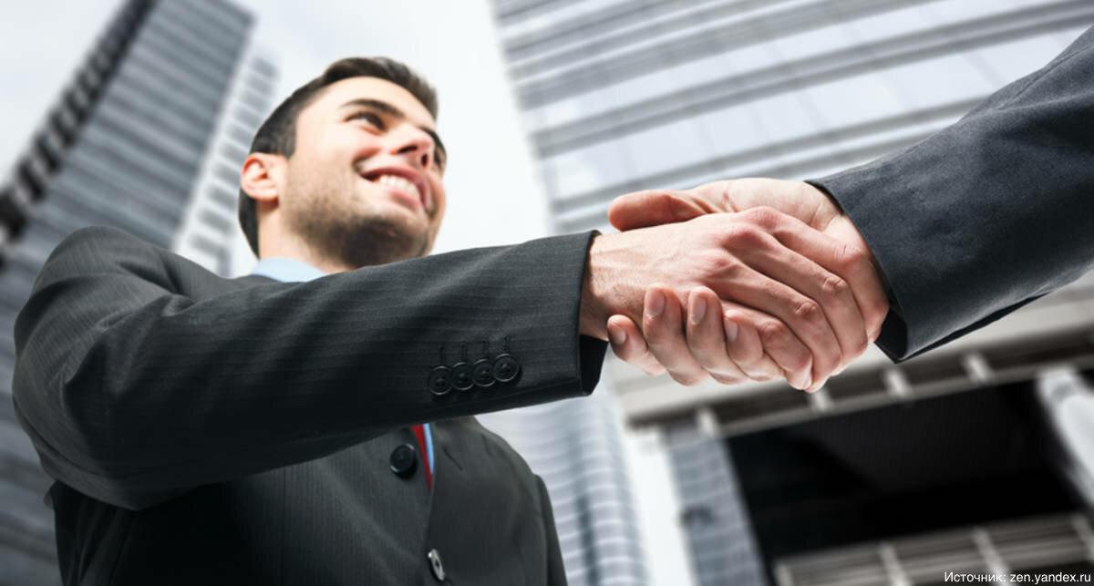 Почему мужчины приветствуют друг друга рукопожатием?