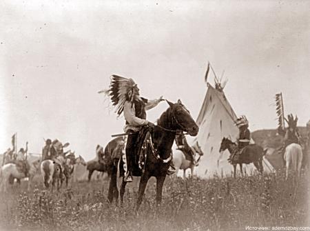 Какими на самом деле были американские индейцы?