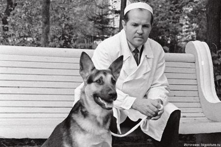 Первая операция по смене пола в Советском Союзе
