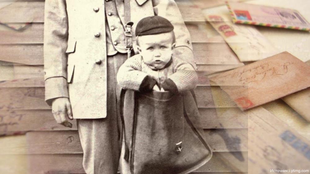 100 лет назад в США отправляли детей по почте