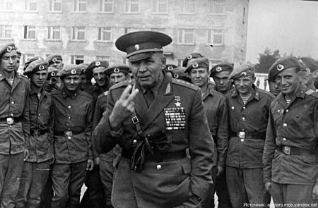 Советский генерал, который в одиночку взял в плен 32000 эсесовцев