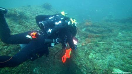 В Бермудском треугольнике найден пропавший почти сто лет назад корабль