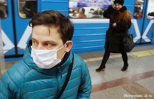 Медицинские маски угрожают правопорядку