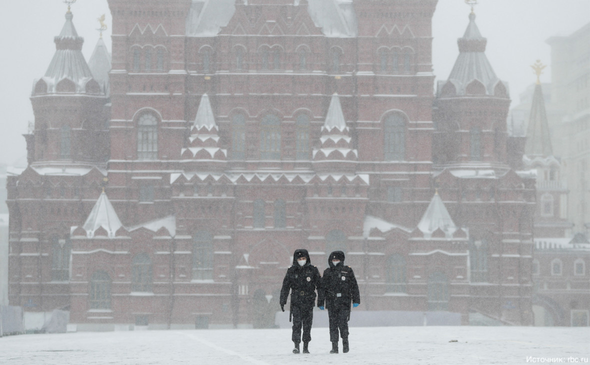 Правительство может вводить режим ЧС по всей России