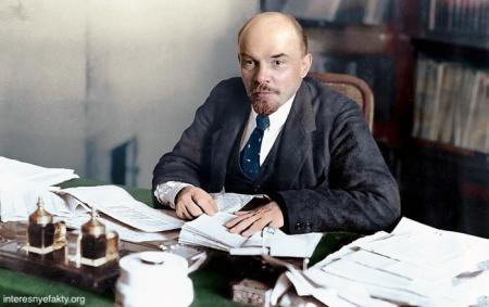 10 малоизвестных фактов о вожде мирового пролетариата Владимире Ленине