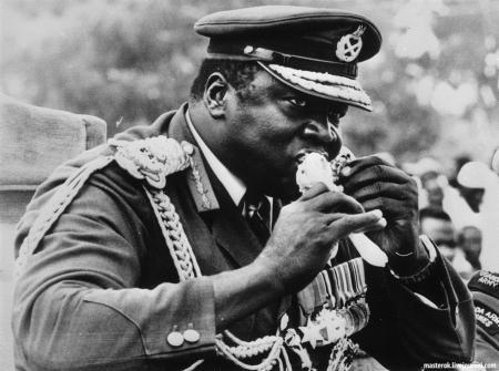 Угандийский диктатор, победивший американцев в несуществующей войне
