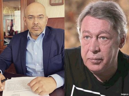 Пьяный Михаил Ефремов стал виновником аварии с летальным исходом