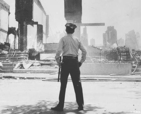 Американская Филадельфия – город, разбомбивший сам себя