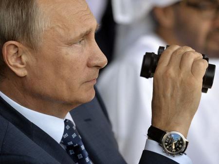 Какие часы носит Владимир Путин – какова их стоимость?
