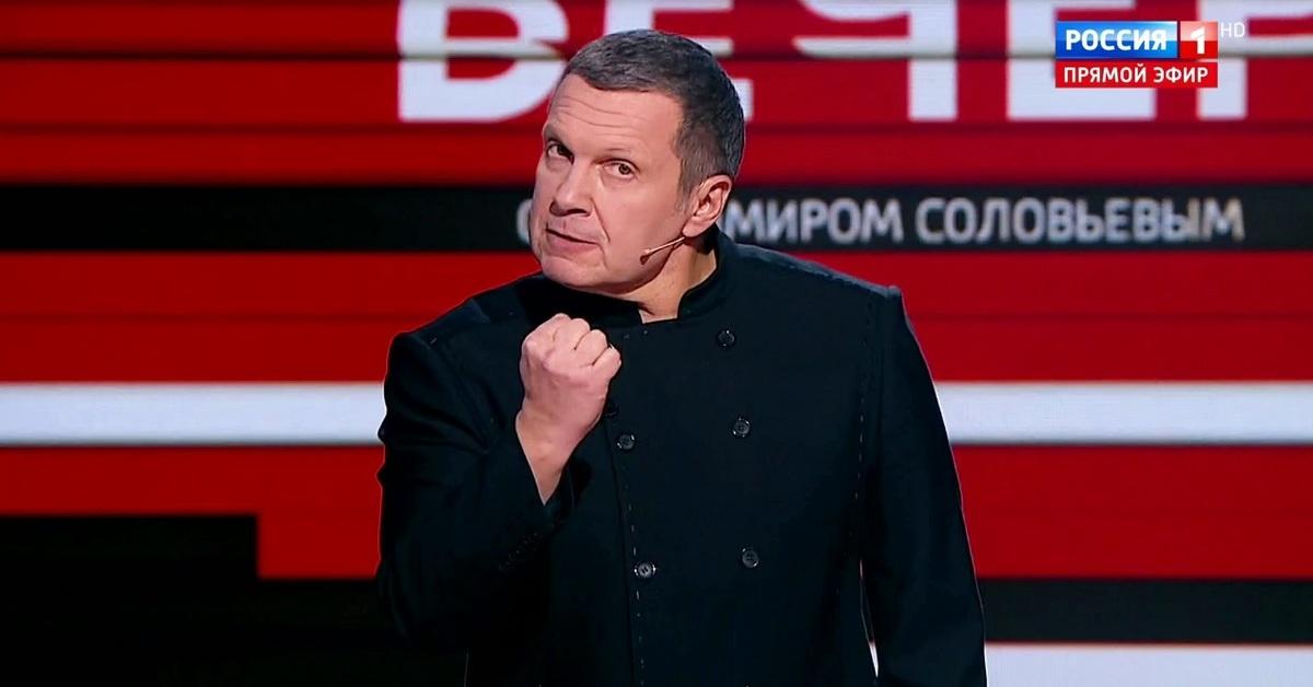 Вся правда о телеведущем Владимире Соловьеве