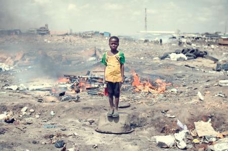 10 самых грязных городов мира, где все еще живут люди