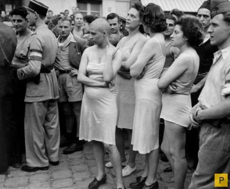 Что делали немцы с пленницами-красноармейками: не скрыть (18+)