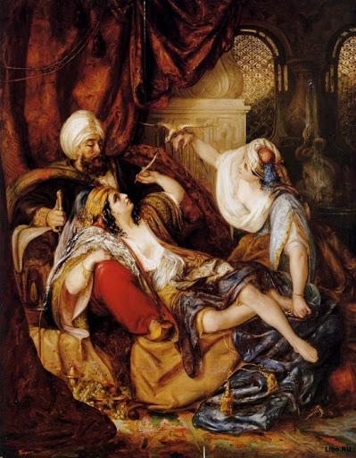 Откуда у евнухов появлялись жены и дети