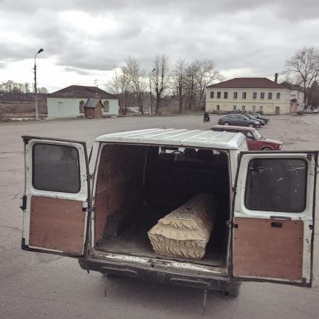 Российская провинция на iPhone: сильные и тоскливые снимки Дмитрия Маркова