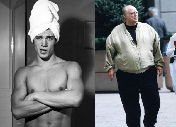 Как стареют самые красивые мужчины прошлых лет?
