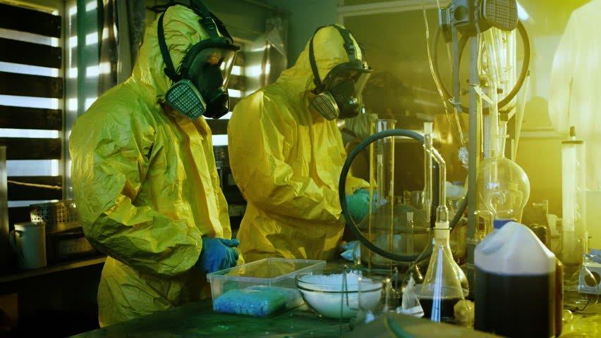 Ужасы подпольных нарколабораторий: что скрывается в подвалах