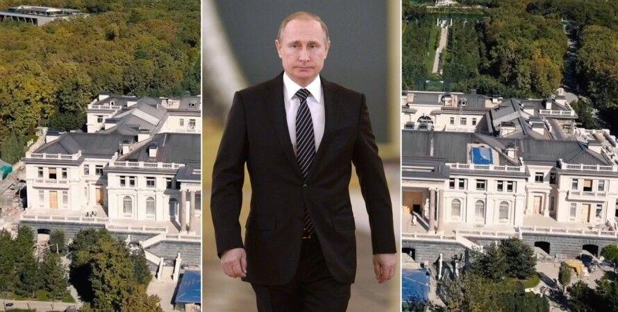 Что думает глава государства про свой Дворец
