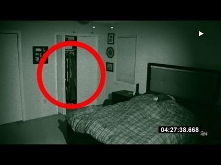 Муж установил скрытую камеру чтобы следить за женой, и вот что он увидел
